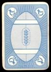 1971 Topps Game #51  Sonny Jurgensen  Back Thumbnail