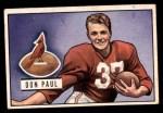 1951 Bowman #30  Don Paul  Front Thumbnail