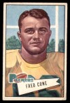 1952 Bowman Small #33  Fred Cone  Front Thumbnail