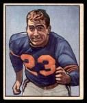 1950 Bowman #135  Washington Serini  Front Thumbnail
