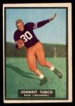 1951 Topps Magic #15  Johnny Turco  Front Thumbnail