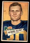 1952 Bowman Small #106  Raymond Pelfrey  Front Thumbnail