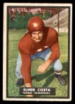 1951 Topps Magic #60  Elmer Costa  Front Thumbnail