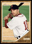2011 Topps Heritage #153  Marco Scutaro  Front Thumbnail