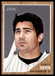 2011 Topps Heritage #129  Carlos Quentin  Front Thumbnail