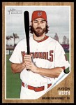2011 Topps Heritage #17  Jayson Werth  Front Thumbnail