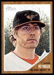 2011 Topps Heritage #36  Mark Reynolds  Front Thumbnail