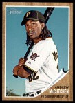 2011 Topps Heritage #10  Andrew McCutchen  Front Thumbnail