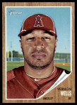 2011 Topps Heritage #28  Vernon Wells  Front Thumbnail