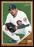 2011 Topps Heritage #66  Geovany Soto  Front Thumbnail