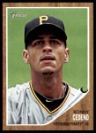 2011 Topps Heritage #270  Ronny Cedeno  Front Thumbnail