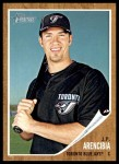 2011 Topps Heritage #368  J.P. Arencibia  Front Thumbnail