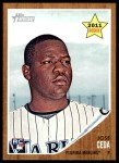 2011 Topps Heritage #266  Jose Ceda  Front Thumbnail