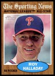 2011 Topps Heritage #399   -  Roy Halladay All-Star Front Thumbnail