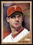 2011 Topps Heritage #212  Roy Oswalt  Front Thumbnail