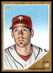 2011 Topps Heritage #227  Cliff Lee  Front Thumbnail