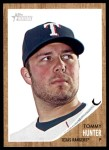 2011 Topps Heritage #324  Tommy Hunter  Front Thumbnail