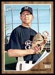 2011 Topps Heritage #361  Randy Wolf  Front Thumbnail