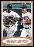 2011 Topps Heritage #401   -  Matt Kemp / Andre Ethier Dodgers Dandies Front Thumbnail