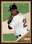 2011 Topps Heritage #225  Adrian Beltre  Front Thumbnail