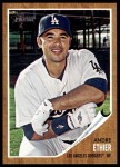 2011 Topps Heritage #358  Andre Ethier  Front Thumbnail