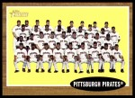 2011 Topps Heritage #409   Pirates Team Front Thumbnail