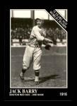 1991 Conlon #139   -  Jack Barry 1916 Champs Front Thumbnail