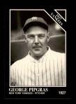 1991 Conlon #123   -  George Pipgras 1927 Yankees Front Thumbnail