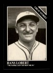 1991 Conlon #172   -  Hans Lobert Story Front Thumbnail