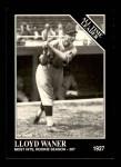 1991 Conlon #265   -  Lloyd Waner All-Time Leaders Front Thumbnail