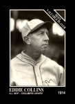 1991 Conlon #312   -  Eddie Collins Most Valuable Player Front Thumbnail