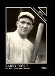 1991 Conlon #317   -  Larry Doyle Most Valuable Player Front Thumbnail