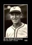 1991 Conlon #238  Russ Wrightstone  Front Thumbnail