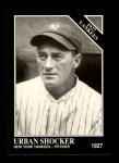 1991 Conlon #114   -  Urban Shocker 1927 Yankees Front Thumbnail