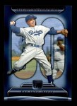 2011 Topps 60 #121 T-60 Pee Wee Reese  Front Thumbnail