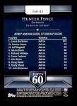 2011 Topps 60 #83 T-60 Hunter Pence  Back Thumbnail