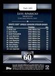 2011 Topps 60 #109 T-60 Luis Aparicio  Back Thumbnail