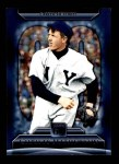 2011 Topps 60 #131 T-60 Christy Mathewson  Front Thumbnail