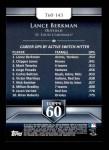 2011 Topps 60 #143 T-60 Lance Berkman  Back Thumbnail