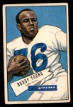1952 Bowman Small #104  Buddy Young  Front Thumbnail