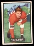 1951 Topps Magic #39  Ralph Staub  Front Thumbnail