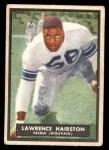 1951 Topps Magic #74  Lawrence Hairston  Front Thumbnail