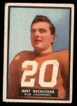 1951 Topps Magic #30  Bert Rechichar  Front Thumbnail