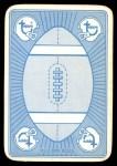 1971 Topps Game #42  Harold Jackson  Back Thumbnail