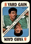 1971 Topps Game #42  Harold Jackson  Front Thumbnail