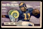 1951 Bowman #112  Paul Younger  Front Thumbnail