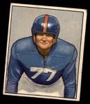 1950 Bowman #140  Jim White  Front Thumbnail
