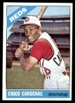 1966 Topps #370  Leo 'Chico' Cardenas  Front Thumbnail