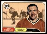 1968 Topps #93  John Miszuk  Front Thumbnail