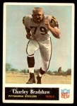 1965 Philadelphia #144  Charley Bradshaw  Front Thumbnail